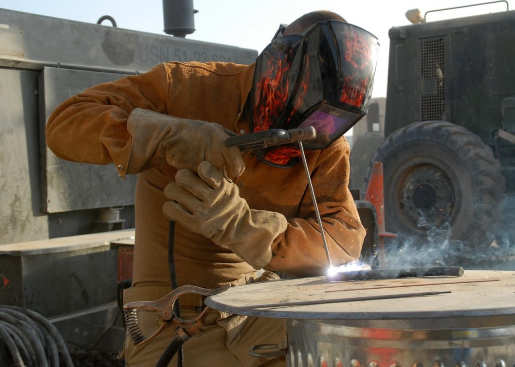 Hiring Ticketed Welders
